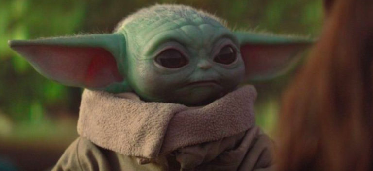 What Baby Yoda can teach us about Christmas