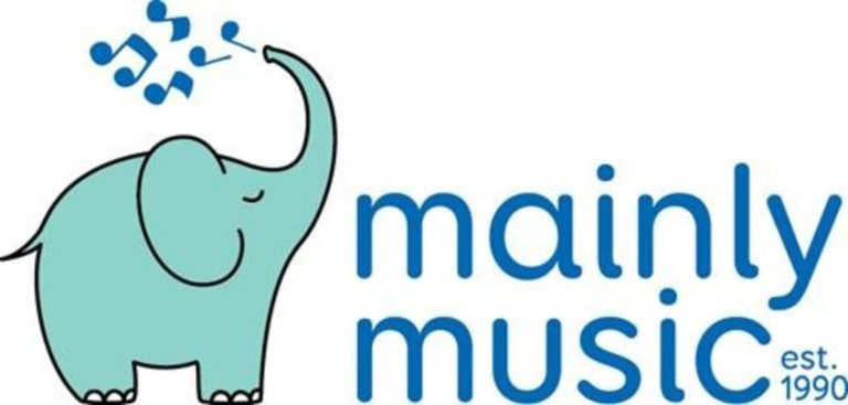 Engaging children with Mainly Music