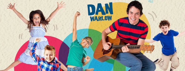 Music to get the kids moving from Dan Warlow