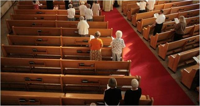 Saving your church from Young Adults – a HOWTO guide