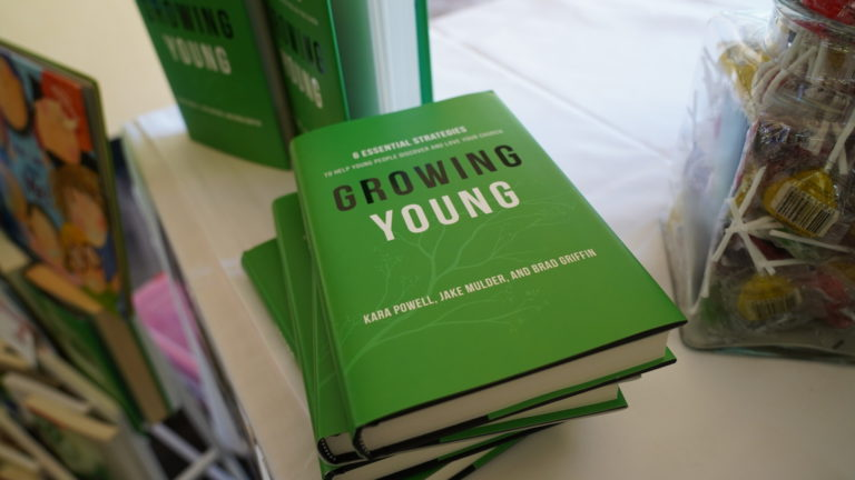 What does it mean to be GROWING YOUNG?